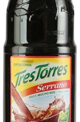 TRES TORRES amargo serrano x1,5lt