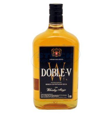 DOBLE W whisky etiqueta negra x200cc