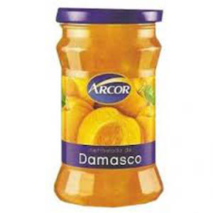 ARCOR mermelada  damasco x454g frasco.