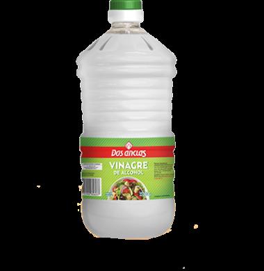 DOS ANCLAS vinagre alcohol x3lt