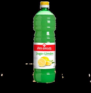DOS ANCLAS jugo limon x1lt