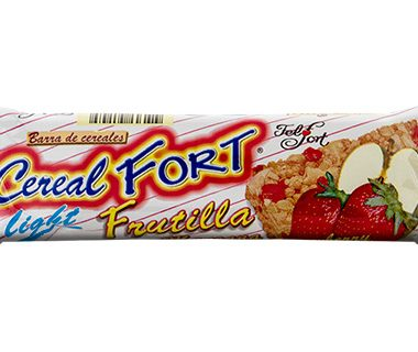 FELFORT cereal fort frutilla light