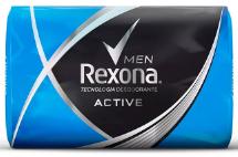 REXONA jabon tocador active x125g