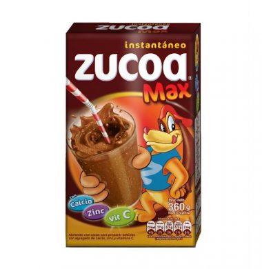 ZUCOA cacao con calcio x360g