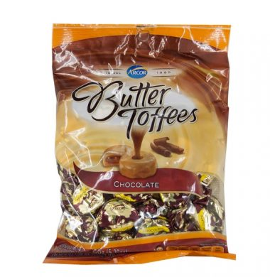 ARCOR caramelo butter toffee chocolate x822g