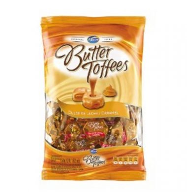 ARCOR caramelo butter toffee leche x825g