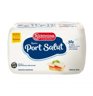 SERENISIMA queso port salut fraccionado