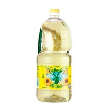 CAÑUELAS aceite girasol x3lt pet