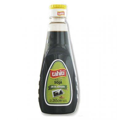 TAHITI salsa soja s/sal x265g