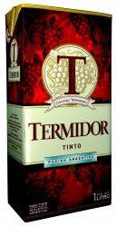 TERMIDOR vino tinto tetra brick x 1lt