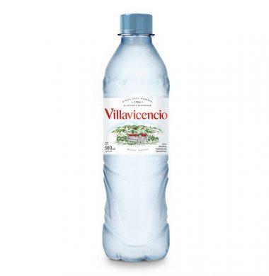 VILLAVICENCIO agua s/g x500cc
