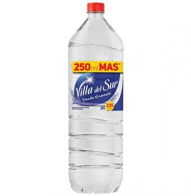 VILLA DEL SUR agua sin gas  x2,25 lt