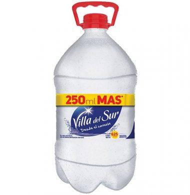 VILLA DEL SUR agua sin gas x6Lt bid