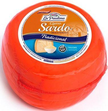 PAULINA queso sardo