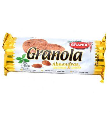 GRANIX gallet.granola alm/avena/coco x145Gra