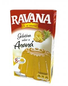 RAVANA gelatina anana x50g