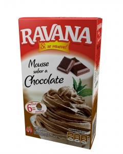 RAVANA mousse chocolate x100g