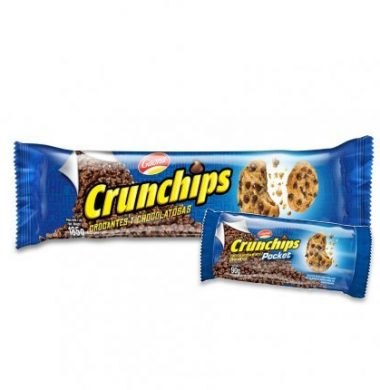 GAONA galletas crunchips x172g.