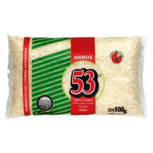 53 arroz l/fino 0000 x500g