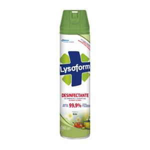 LYSOFORM desodorante aersol clasico x360cc.