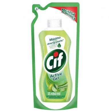 CIF det. e/facil limon x450cc.d/p