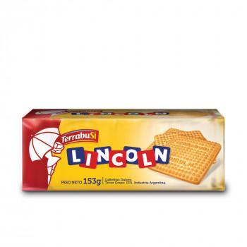 LINCOLN galletas clasica x153g
