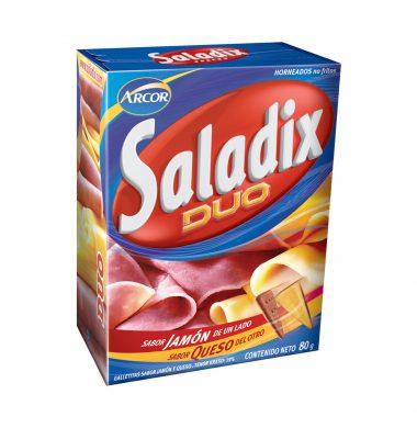 ARCOR saladix jam/queso x100g