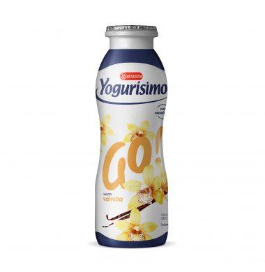 YOGURISIMO yogur go vainilla x185g