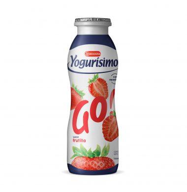 YOGURISIMO GO yogur frutilla x185g