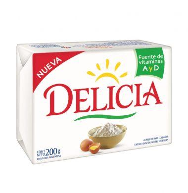 DELICIA margarina x200g
