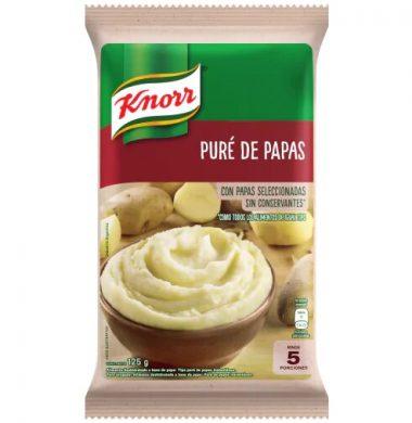 KNORR pure papas x125g
