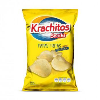 KRACHITOS papas fritas x120g.