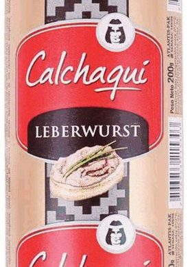 CALCHAQUI leberwurst x200g