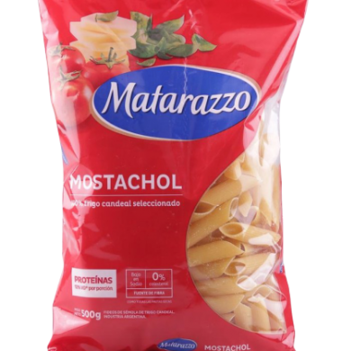 MATARAZZO fideos mostachol x500g
