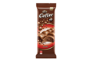 COFLER chocolate air leche x27g