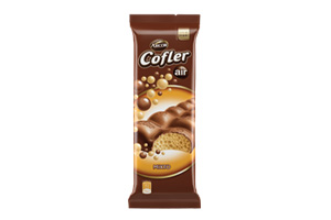 COFLER chocolate air.bicolor x55g