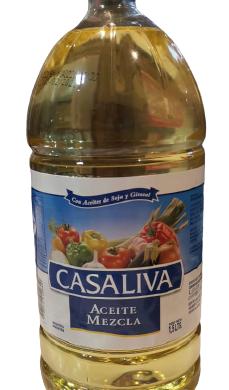 CASALIVA aceite mezcla x1,5ltpet