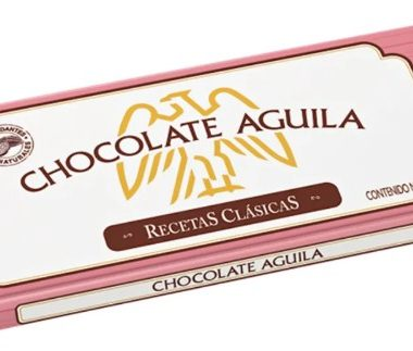 AGUILA chocolate taza x150g