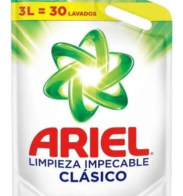 ARIEL jab.liq. x3ltd/p