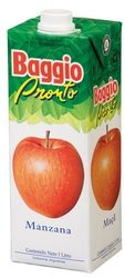 BAGGIO jugo manzana x1lt
