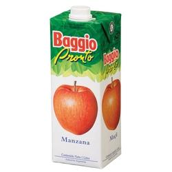 BAGGIO jugo manzana x 1lt