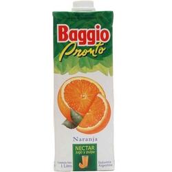 BAGGIO jugo naranja x 1lt
