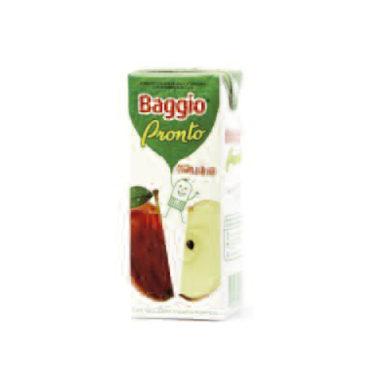 BAGGIO jugo. manzana x200cc