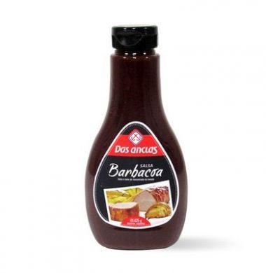 DOS ANCLAS salsa barbacoa x425g.