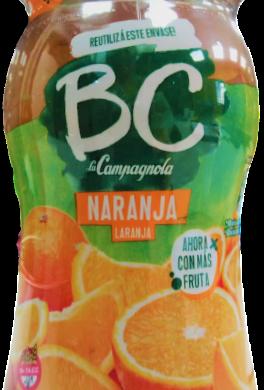 CAMPAGNOLA mermelada naranja b/c x390g. frasco