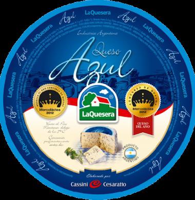 CASSINI JC queso azul
