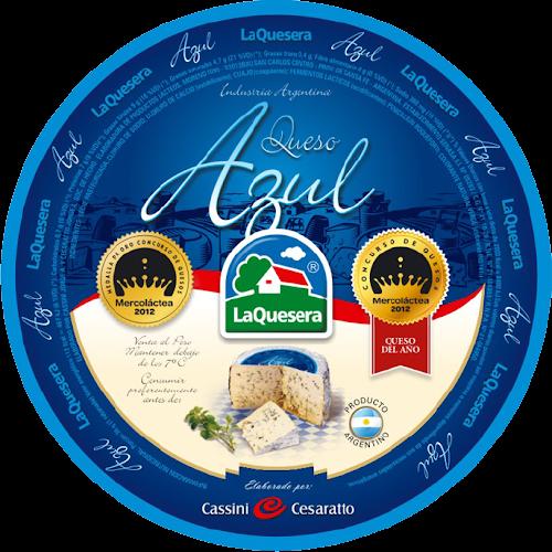 CASSINI queso azul