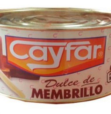 CAYFAR dulce membrillo lata x5kg
