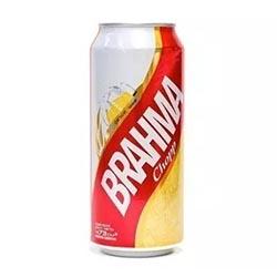 BRAHMA cerveza lata x473cc