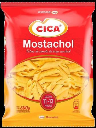 CICA fideos mostachol x500g